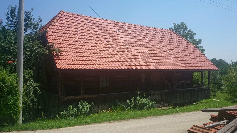 Stara kuća u Ozlju